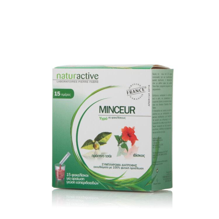 Naturactive Minceur 15 φακελίσκοι (υγρό)  20 φακελίσκοι