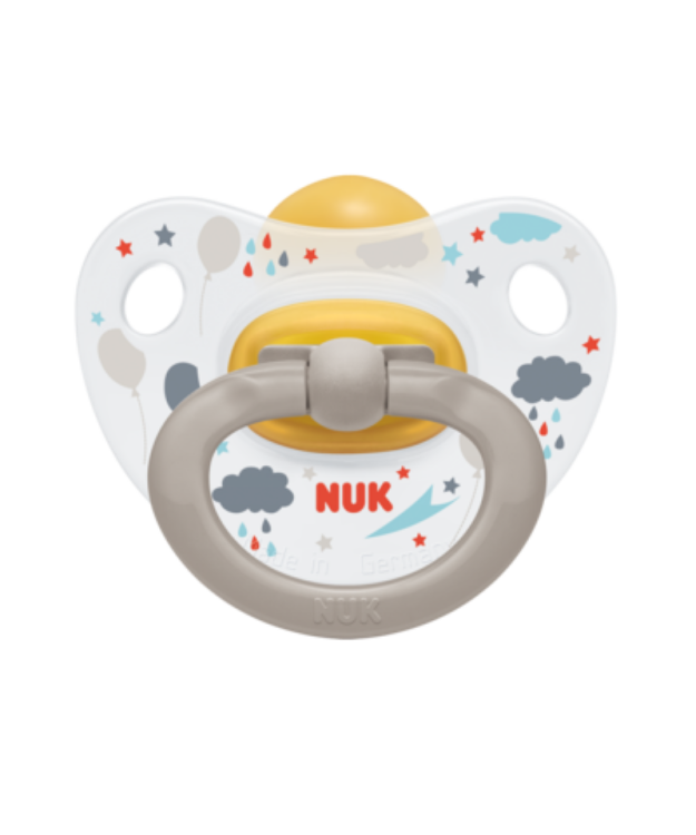 Nuk Classic Happy Kids Πιπίλα 6-18m