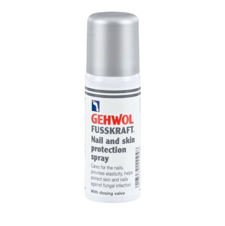 Gehwol Fusskraft Nail Skin Protection Spray 50ml