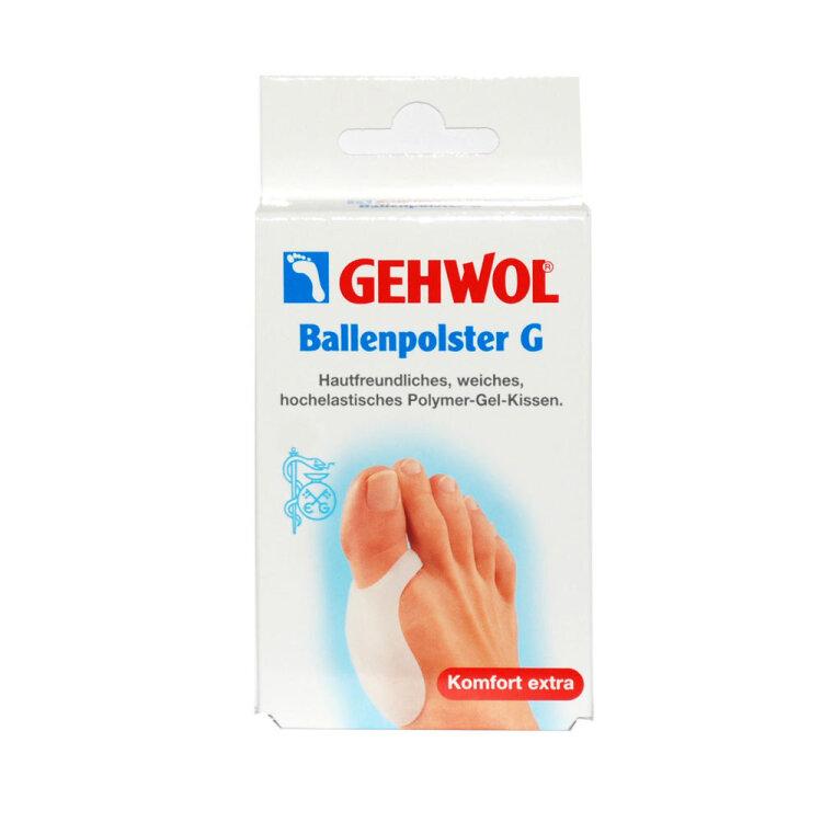 Gehwol Bunion Cushion G,Προστατευτικό Κέλυφος για Κότσι G 1τεμάχιο