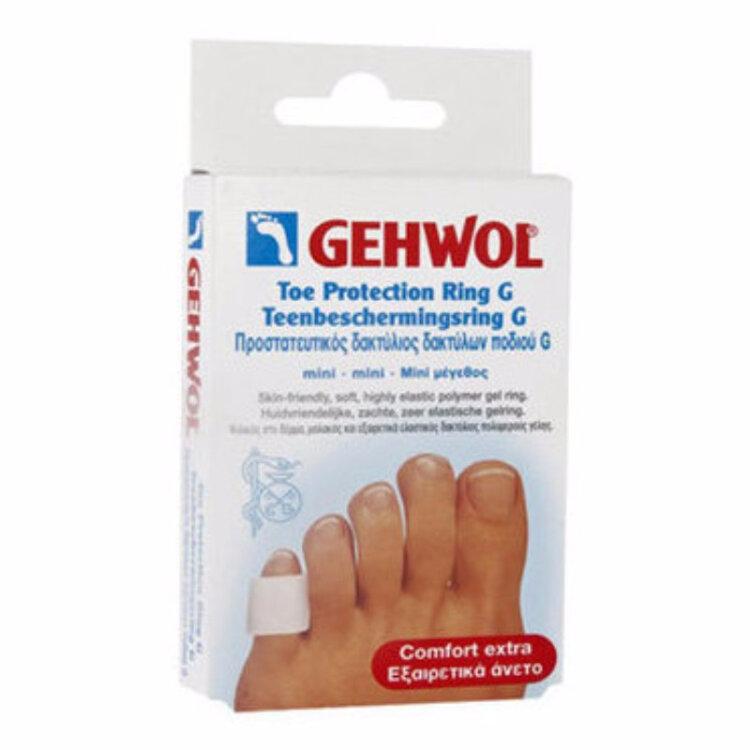 Gehwol Προστατευτικός Δακτύλιος Δακτύλων Ποδιού G Mini 2τεμάχια