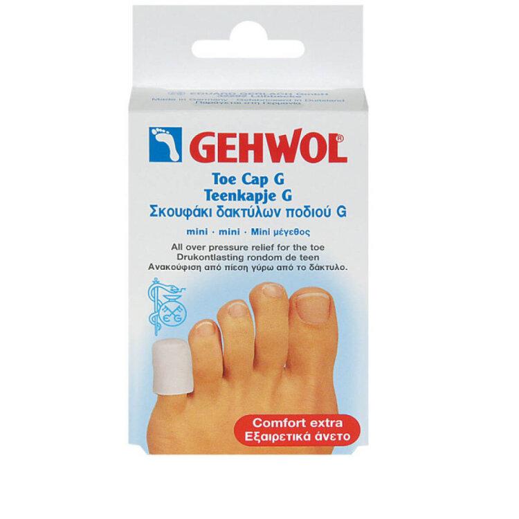 Gehwol Toe Cap G Mini Σκουφάκι Δακτύλων Ποδιού G 2τεμάχια