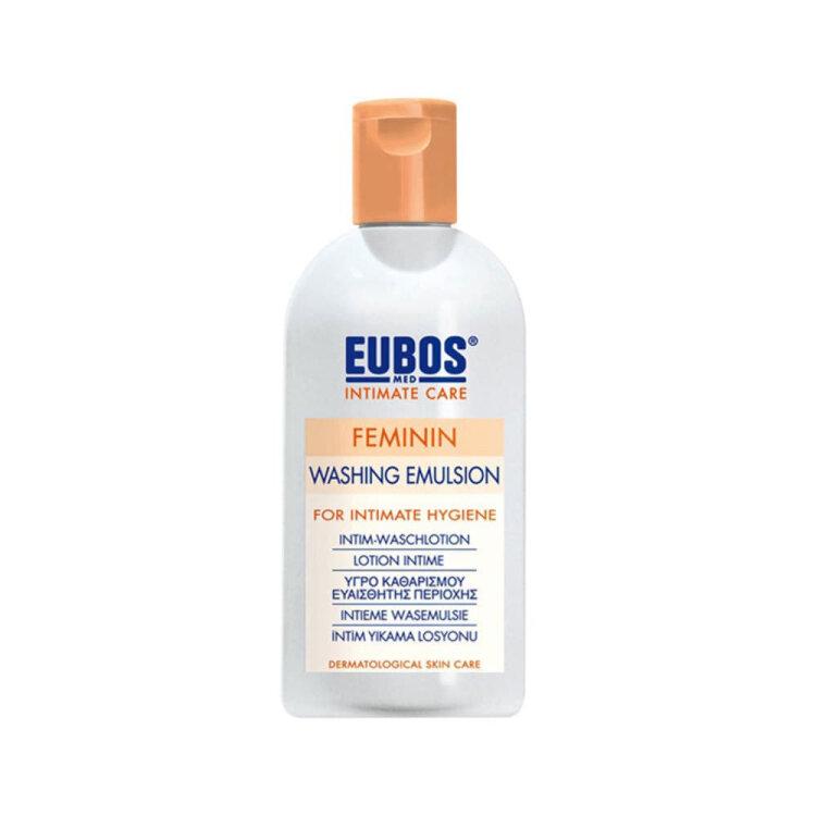 Eubos Feminin Washing Emulsion Υγρό Καθαρισμού για την Ευαίσθητη Περιοχή 200ml