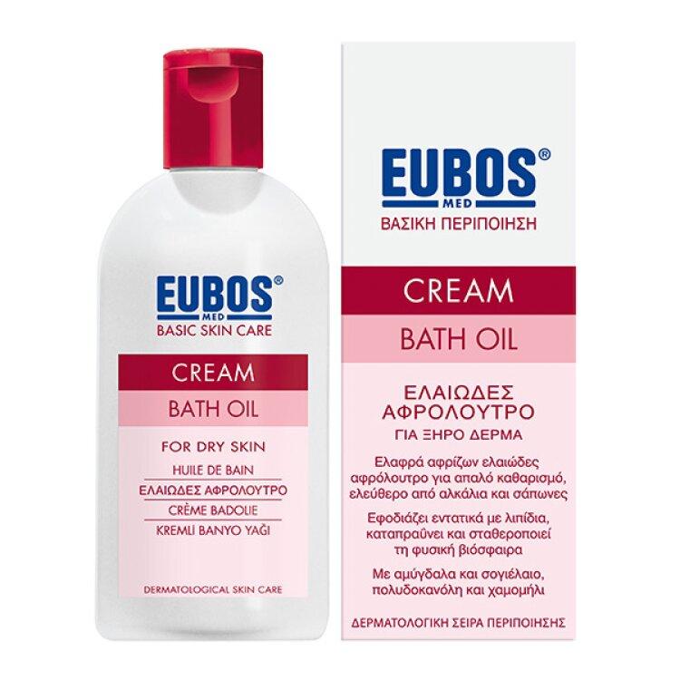 Eubos Cream Bath Oil 200 ml