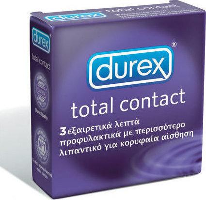 Durex Jeans Προφυλακτικά 3 τεμάχια