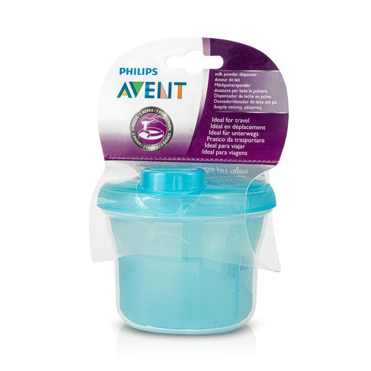 Avent Δοχείο για Γάλα σε Σκόνη (3 δόσεων)