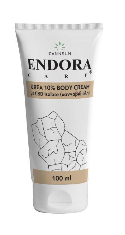 CANNSUN ENDORA CARE Urea 10% Body Cream 100ml