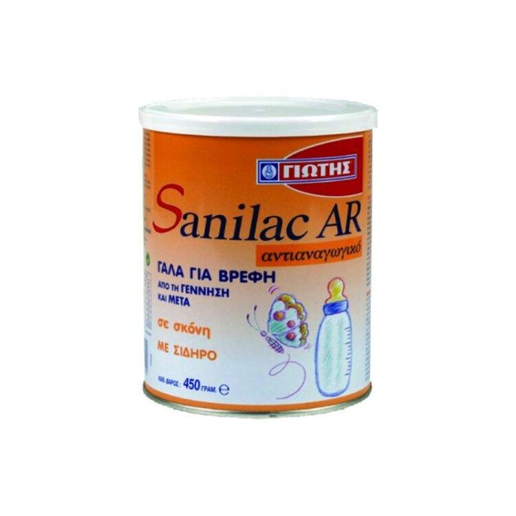 Γάλα Sanilac AR 400gr