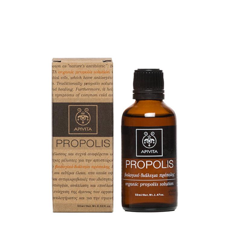 Apivita Βιολογικό Διάλυμα Propolis με Πρόπολη 50ml