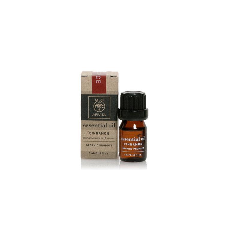 Apivita Cinnamon - Κανέλλα 5ml