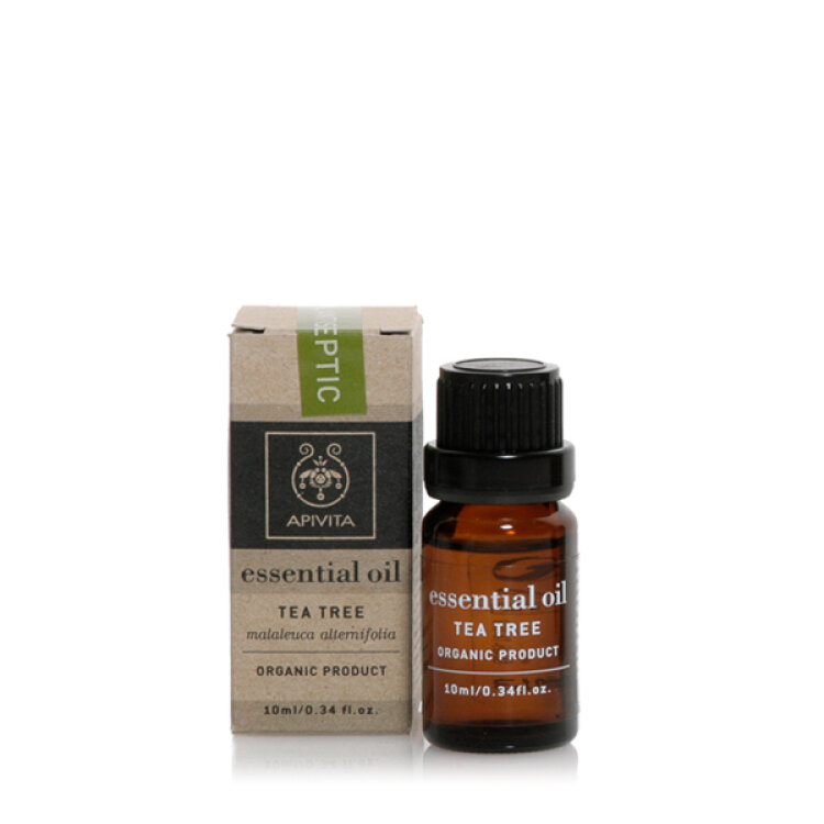 Apivita Tea Tree - Τεϊόδεντρο 10ml
