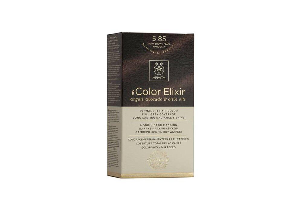 Apivita My Color Elixir No5,85 καστανό ανοιχτό περλέ 50&75ml