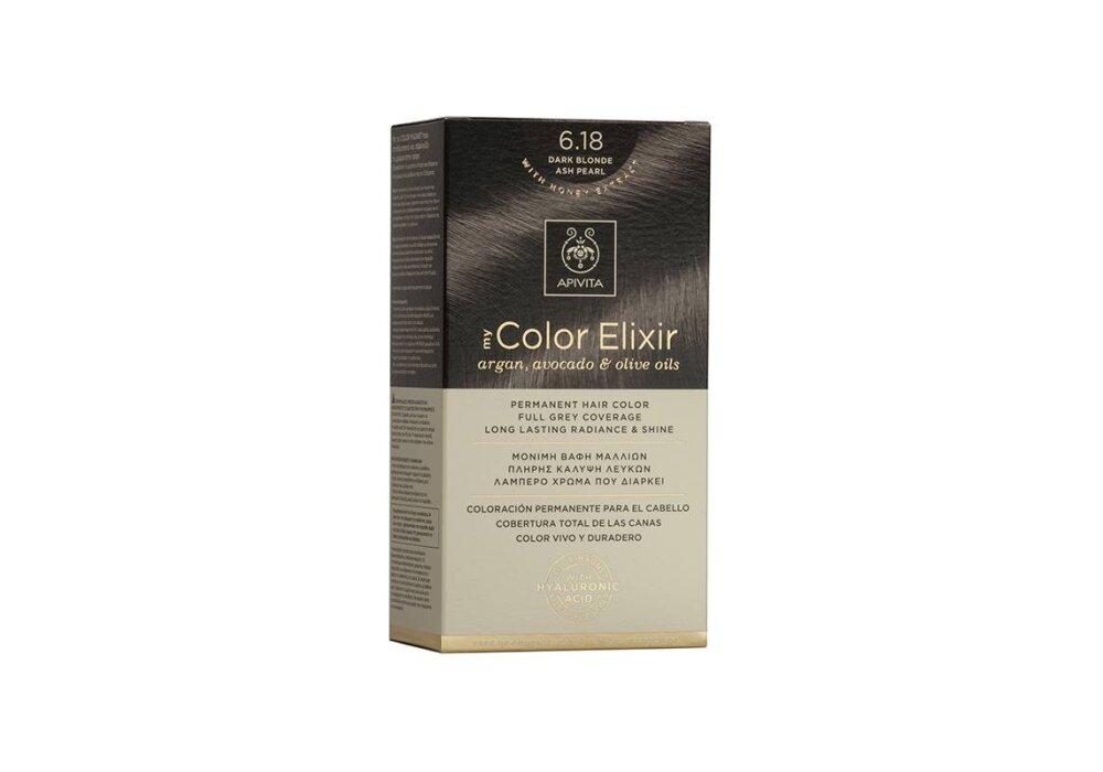 Apivita My Color Elixir No6,18 ξανθό σκούρο σαντρέ 50&75ml