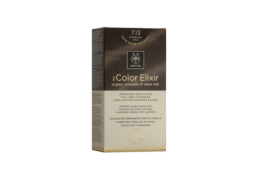 Apivita My Color Elixir No7,13 ξανθό σαντρέ μελί 50&75ml
