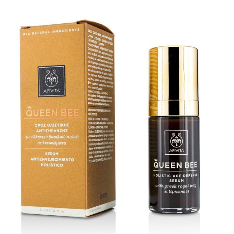 Apivita Queen Bee Serum 30ml (Ορός Ολιστικής Αντιγήρανσης)