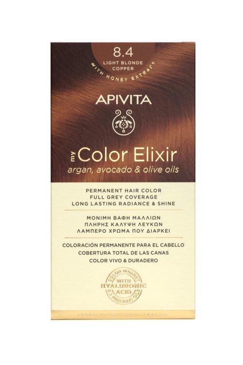 Apivita MY COLOR ELIXIR 9.3 Ξανθό Πολύ Ανοιχτό Χρυσό