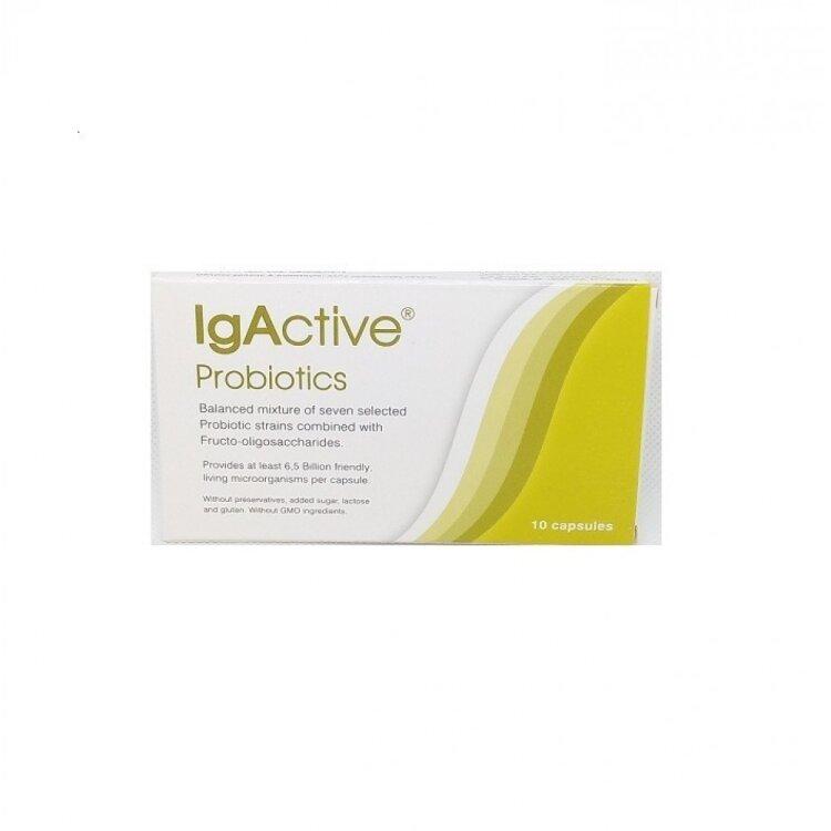 IgActive Probiotics 10 Caps