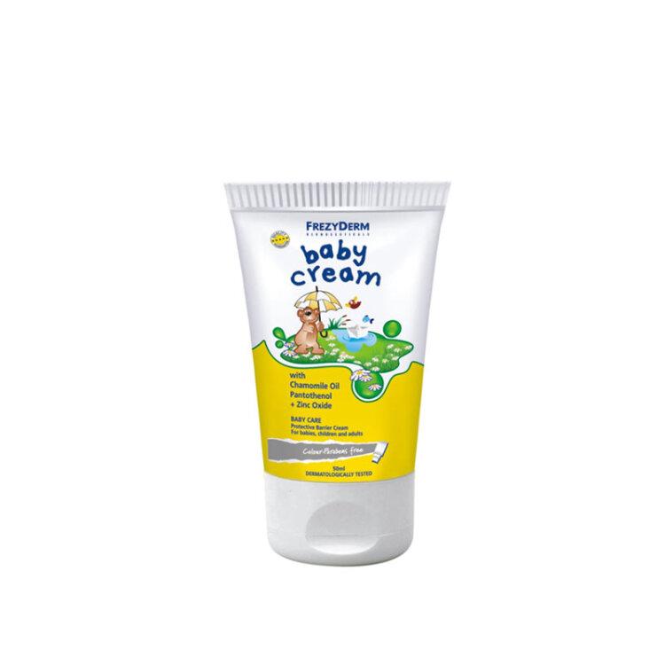 Frezyderm Baby Cream Αδιάβροχη Προστατευτική Βρεφική Κρέμα 50ml