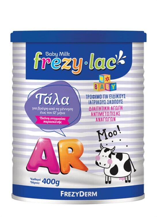 Frezyderm FREZYLAC AR Ειδικό Γάλα σε Σκόνη εως 12 μηνών 400gr