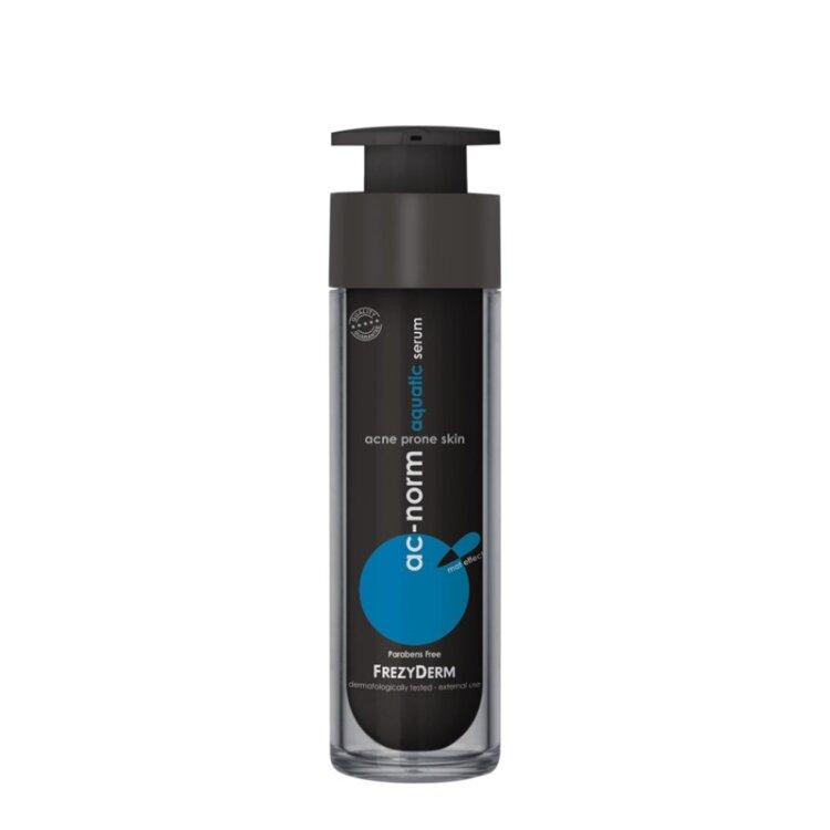 Frezyderm Ac-Norm Aquatic Serum Ενυδατικός Ορός για την Ακμή 50ml