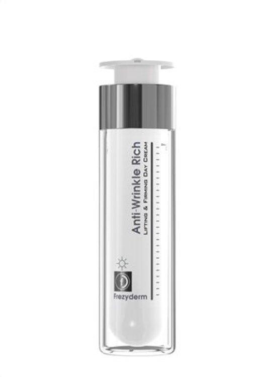 Frezyderm Anti-Wrinkle Rich Day Cream - Αντιρυτιδική Κρέμα Ημέρας 50ml