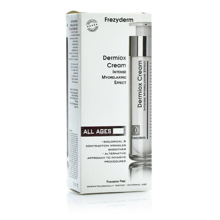 Frezyderm Dermiox Cream 50ml Κατά των Ρυτίδων Έκφρασης