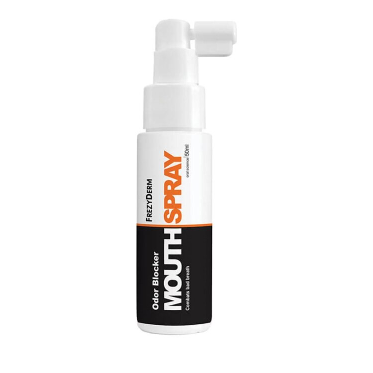 Frezyderm Mouth Spray Odor Blocker- Σπρέι Στόματος Κατά της Κακοσμίας 50ml