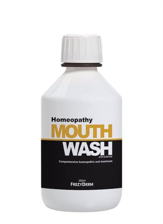 Frezyderm Mouthwash Homeopathy Στοματικό Διάλυμα Κατάλληλο για Ομοιοπαθητική 250ml