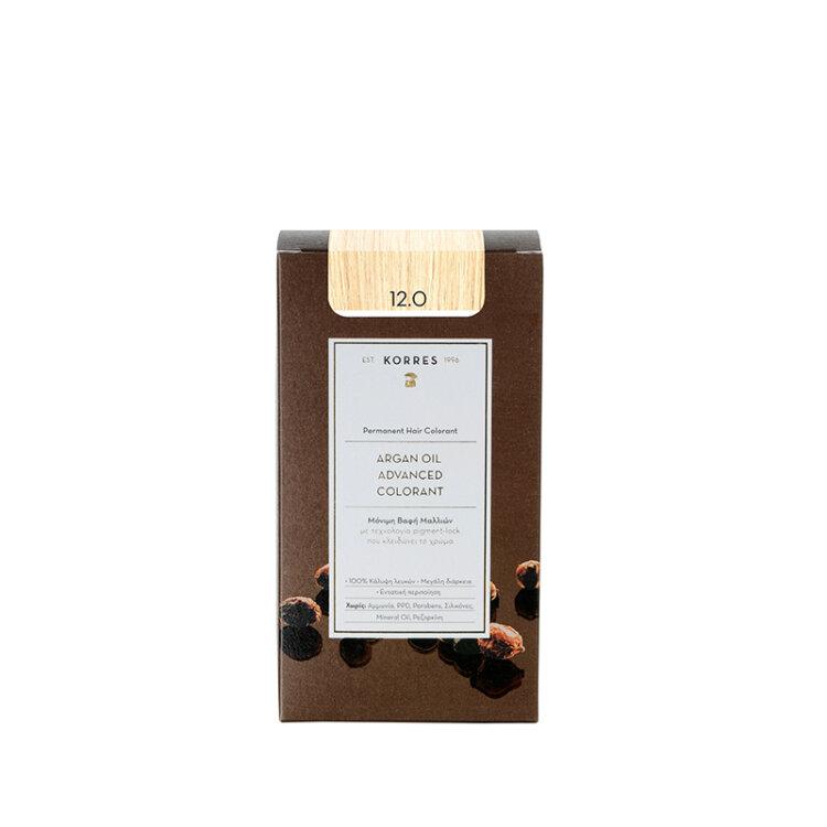 KORRES ARGAN OIL Advanced Colorant 12.0 Ξανθό/ Special Blonde