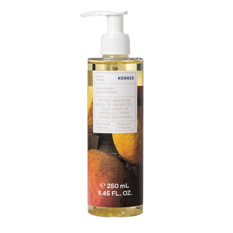 Korres Guava Mango Instant Ενυδατικό Serum-Oil Σώματος 250ml