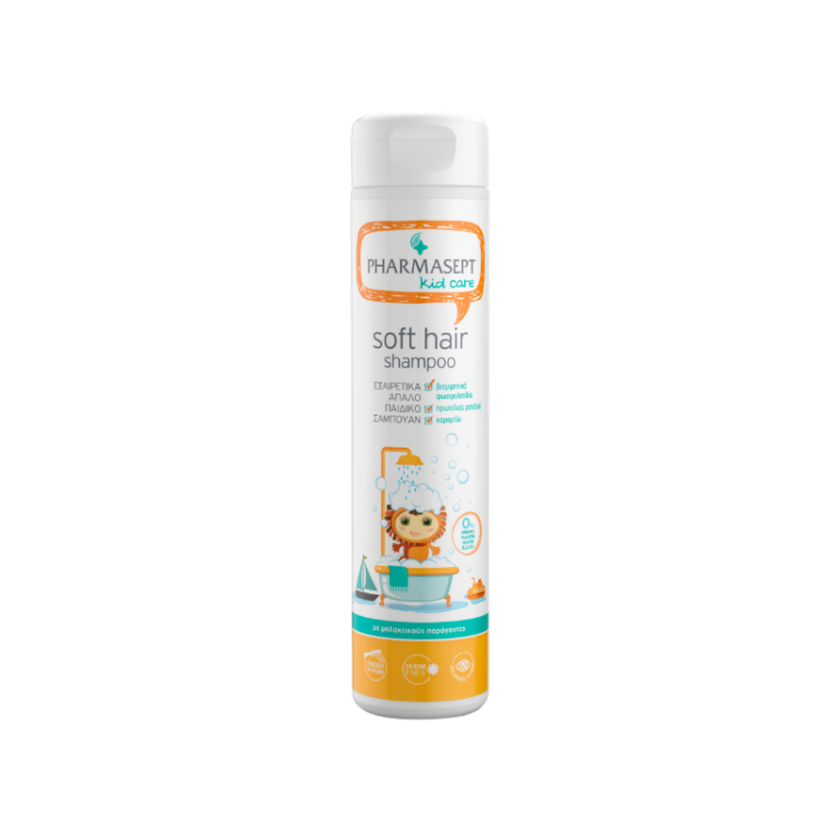 Pharmasept Soft Hair Shampoo 300ml