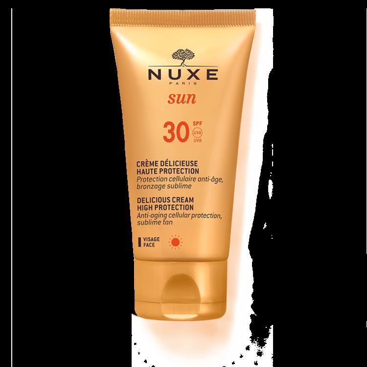 Nuxe Delicious Cream High Protection SPF30 50ml