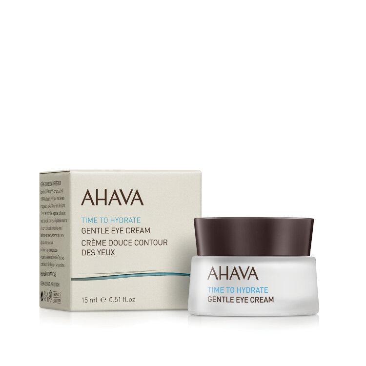 Ahava Time To Hydrate Gentle Eye Cream, Κρέμα Ματιών Ελαφριάς Ενυδάτωσης 15ml