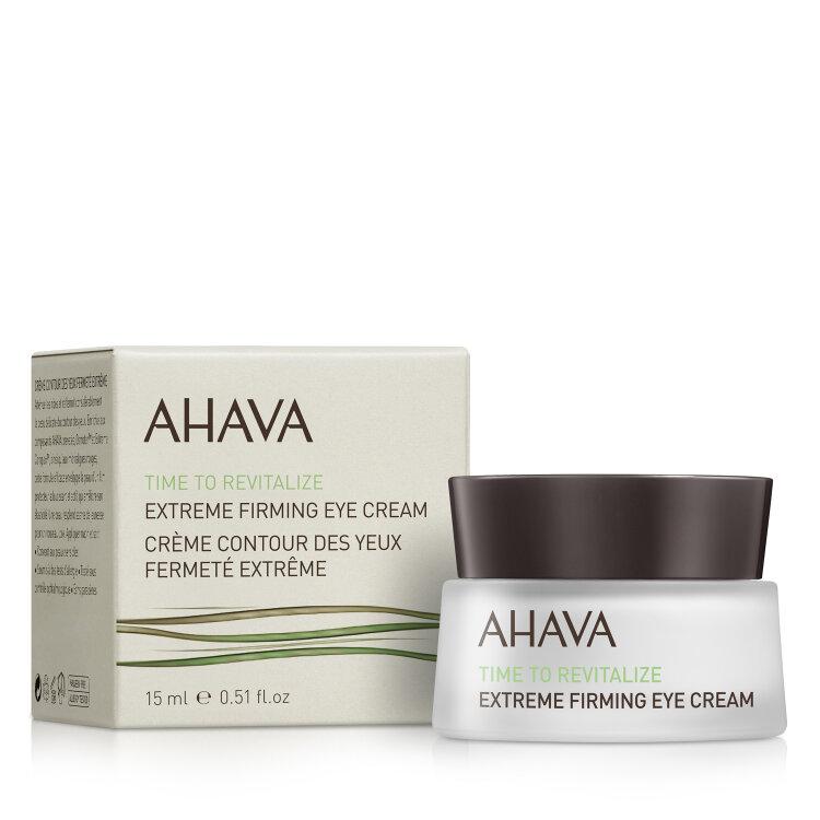 Ahava Time To Revitalize Extreme Firming Eye Cream, Κρέμα Ματιών Για Σύσφιξη 15ml