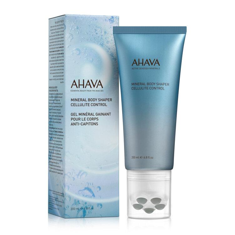 Ahava Dead Sea Salt Mineral Body Shaper Cellulite Control, Ζελέ Για Σύσφιξή & Κυτταρίτιδα 200ml