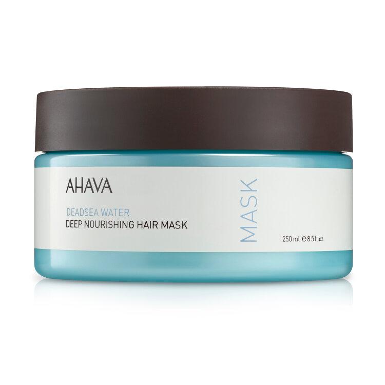 Ahava Dead Sea Water Deep Nourishing Hair Mask, Θρεπτική Μάσκα Μαλλιών 250ml