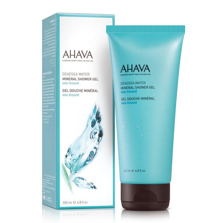 Ahava Dead Sea Water Mineral Shower Gel Sea-Kissed, Αφρόλουτρο με Άρωμα Θαλάσσιας Αύρας 200ml