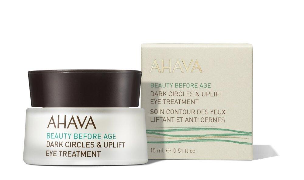 Ahava Beauty Before Age Dark Circles & Uplift Eye Treatment, Συσφικτική Κρέμα Ματιών 15ml