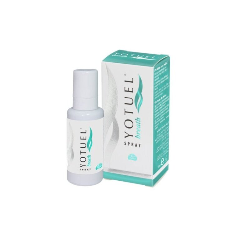 Yotuel Breath Mouthspray- Σπρέι για Δυσάρεστη Αναπνοή 15ml