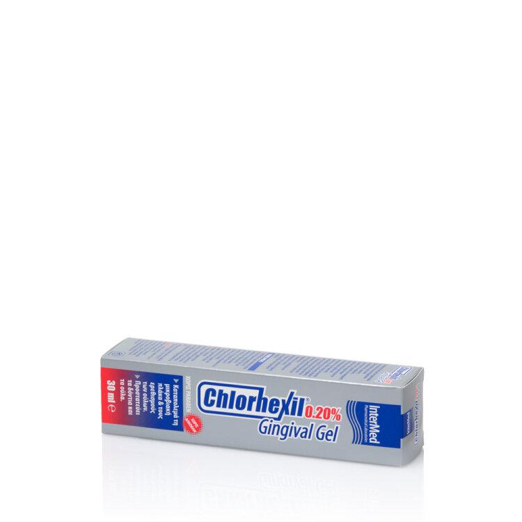 Intermed Chlorexil NBF Gingival Gel 30gr