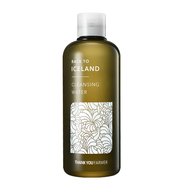 Thank you Farmer Back To Iceland Cleansing Water 120ml