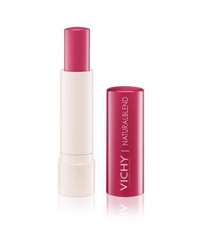 Vichy Naturalblend Tinted Lip Balm 4,5g - FUSCHIA RED