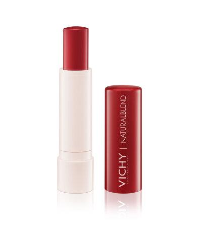 Vichy Naturalblend Tinted Lip Balm 4,5g - RED