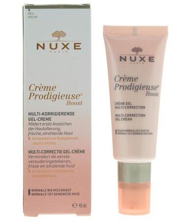 Nuxe Creme Prodigieuse Boost Multi-Correction Gel Cream, Κρέμα Gel Πολλαπλής Δράσης 40ml