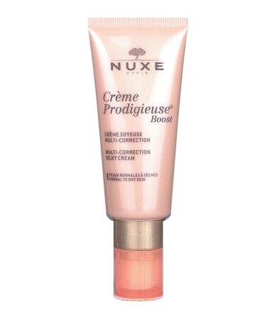 Nuxe Creme Prodigieuse Boost Multi-Correction Silky Cream, Κρέμα Μεταξένιας Υφής Πολλαπλής Δράσης 40ml