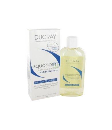 Ducray Squanorm Oily Dandruff Shampoo, Σαμπουάν για Λιπαρή Πιτυρίδα 200ml