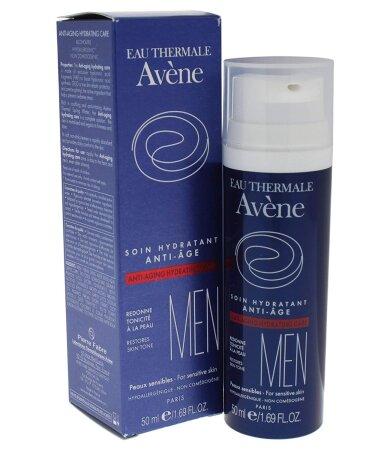 Avene Eau Thermale Men Soin Hydratant Anti-Age Αντιγηραντική Ενυδατική Φροντίδα για τον Άνδρα 50 ml