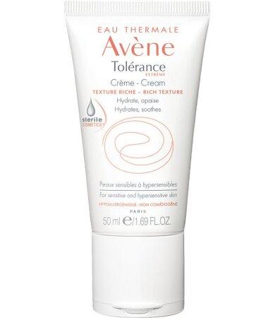 Avene Tolerance Extreme Rich Cream Καταπαραϋντική Ενυδατική Κρέμα Πλούσιας Υφής για Ευαίσθητα Δέρματα 50ml