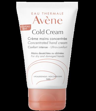 Avene Cold Cream Συμπυκνωμένη Κρέμα για Ξηρά/Ταλαιπωρημένα Χέρια 40ml