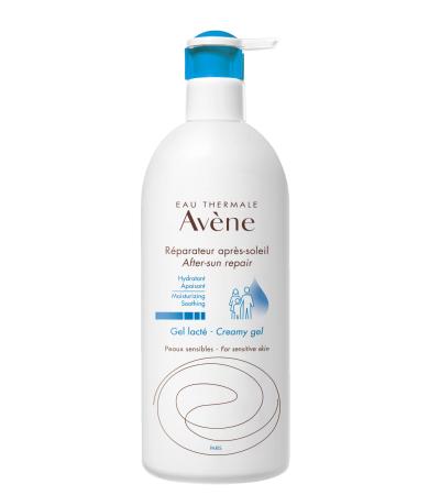 Avene Eau Thermale Επανορθωτικό Γαλάκτωμα - Gel Μετά τον Ήλιο 400ml